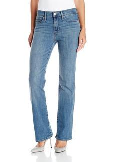Levi's Women's Slimming Bootcut Jean  30W X 32L
