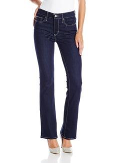 Levi's Women's Slimming Bootcut Jean  (89% Cotton 9% Polyester 2% Elastane) 28W X 32L