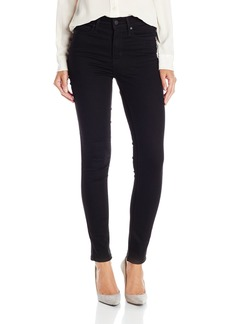Levi's Women's Slimming Skinny Jean Blackened Ash (65% Cotton 17% Polyester 16% Viscose 2% Elastane) 30Wx28L