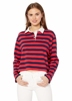 Levi's Women's Striped Rugby Shirt