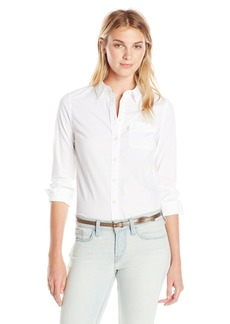 Levi's Women's Tailored Classic One Pocket Shirt