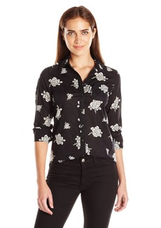 Levi's Women's Tailored Classic One Pocket Shirt  X-Small