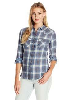 Levi's Women's Tailored Classic Western Shirt  Large