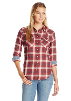 Levi's Women's Tailored Classic Western Shirt  X-Large