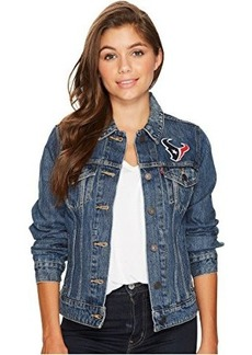Levi's® Womens Texans Sport Denim Trucker