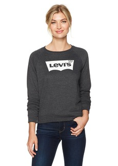 Levi's Women's the Graphic Classic Crew Shirt