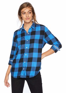 Levi's Women's Ultimate Boyfriend Button Back Shirt