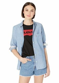 Levi's Women's Ultimate Boyfriend Shirt