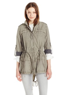 Levi's Women's Women's Cotton Lightweight Fishtail Anorak  L