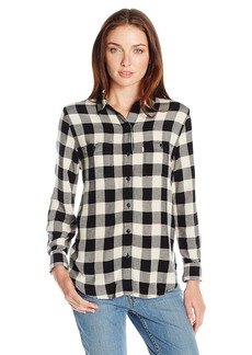 Levi's Women's Workwear Boyfriend Shirt  X-Large