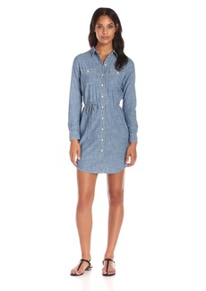 Levi's Women's Workwear Dress  (100% Cotton)
