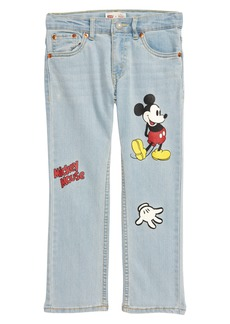 Levi's® x Disney Mickey Mouse 511™ Slim Jeans (Toddler Boys & Little Boys)