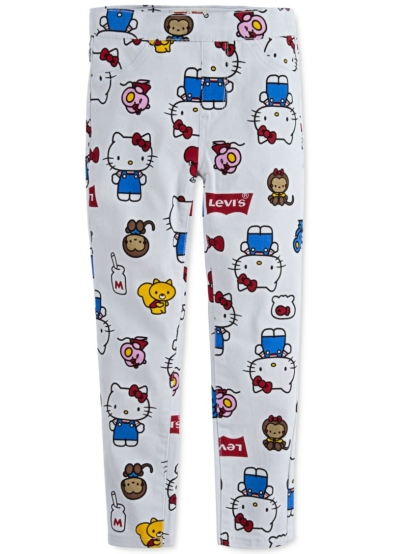 Levi's x Hello Kitty Toddler Girls Printed Leggings