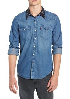 Levi's® x Justin Timberlake Barstow Western Chambray Shirt