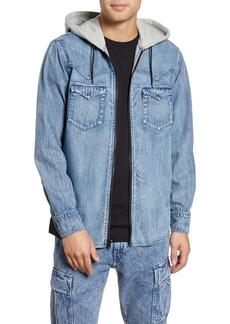 Levi's® x Justin Timberlake Hooded Zip-Up Western Shirt