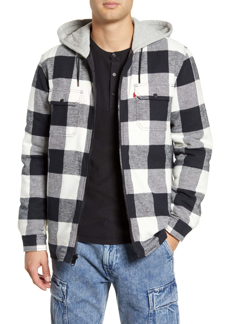 Levi's® x Justin Timberlake Reversible Hooded Jacket