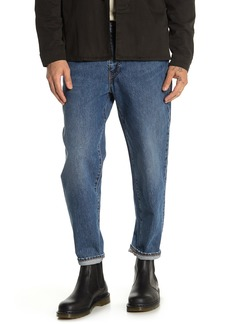 Levi's Draft Embroidered Tapered Leg Jeans