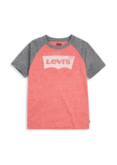 Levi's Little Boy's & Boy's Rustic Logo T-Shirt