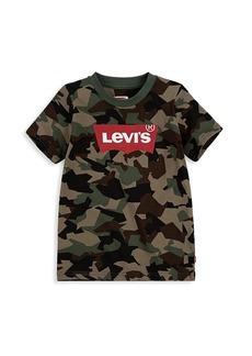 Levi's Little Boy's Camo Logo T-Shirt