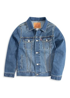 Levi's Little Boy's Denim Trucker Jacket