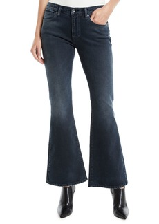 Levi's LMC Stems Mid-Rise Five-Pocket Flared-Leg Jeans