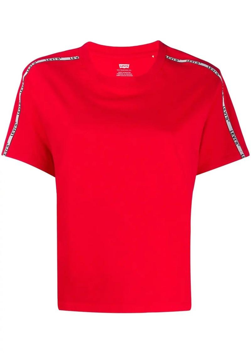 Levi's logo stripe T-shirt
