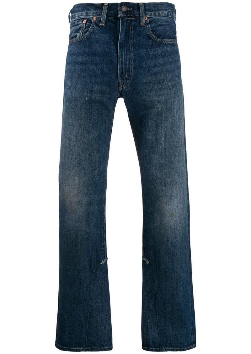 Levi's loose-fit jeans