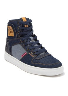 Levi's Mason 501 Denim High-Top Sneaker