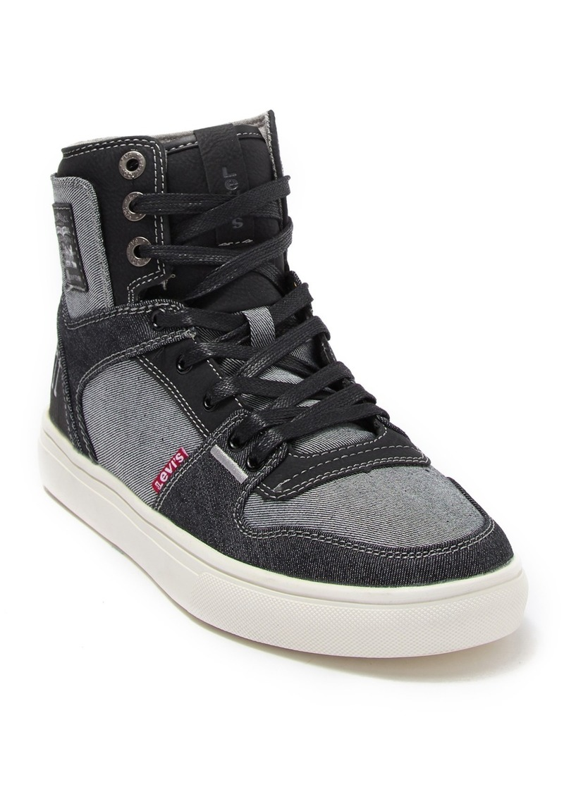 Levi's Mason Hi 501 Denim Sneaker