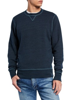 Levi's Men's Crewneck Heathered Sweatshirt