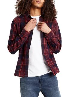 Men's Levi's Sunset Plaid Button-Up Shirt