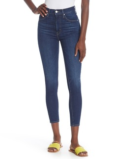 Levi's Mile High Skinny Ankle Jeans