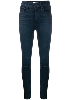 Levi's Mile High super-skinny jeans