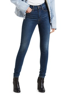Levi's Mile High Supper Skinny Ankle Jeans