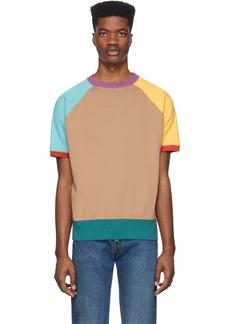 Levi's Multicolor Soapbox Short Sleeve Sweatshirt