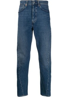 Levi's panelled tapered jeans