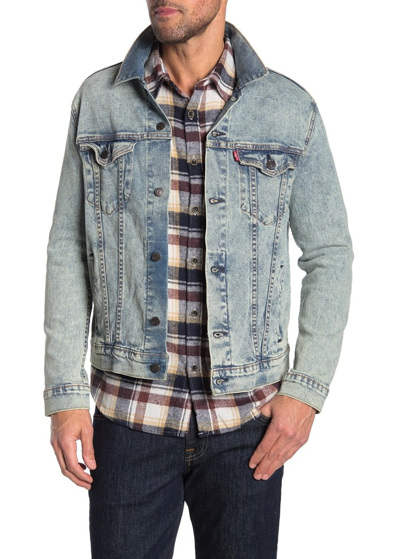 Levi's Pretty City Trucker Jacket