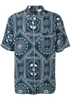 Levi's printed short sleeve shirt