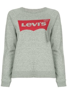 Levi's relaxed logo print sweatshirt