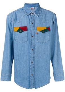 Levi's Rockers denim shirt