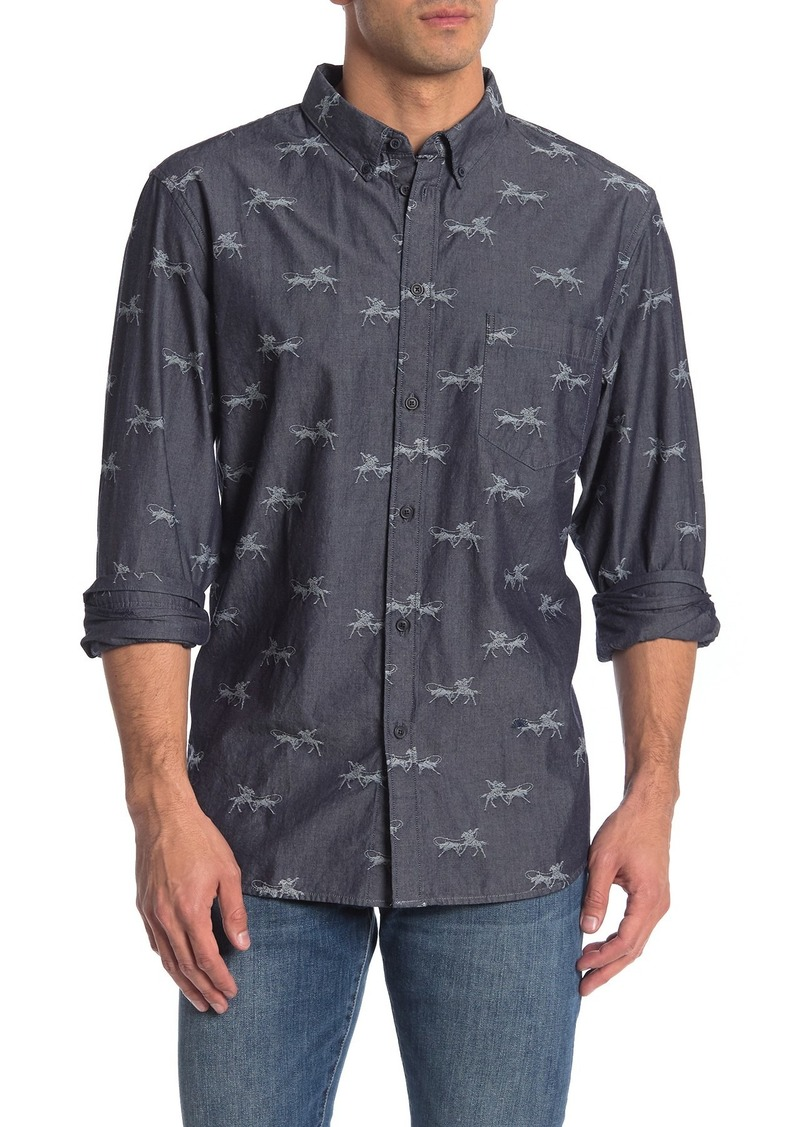 Levi's Rodeo Long Sleeve Standard Fit Shirt