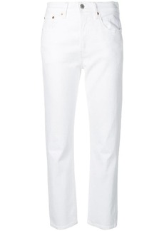 Levi's slim fit straight jeans