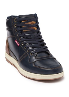 Levi's Stanton Burnished High-Top Sneaker