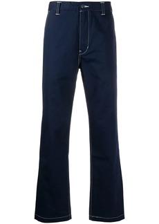 Levi's stitch detail trousers