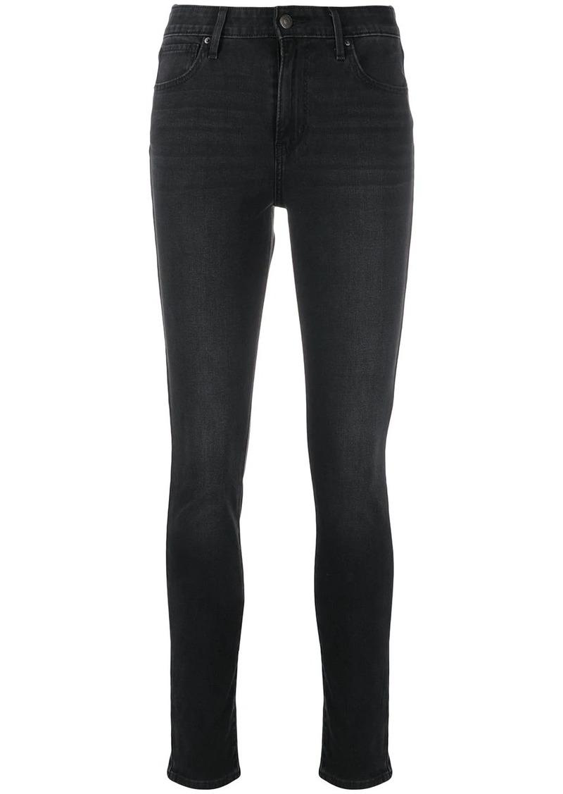 Levi's stonewashed skinny jeans