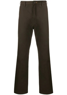 Levi's straight fit trousers