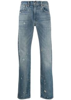 Levi's straight leg trousers