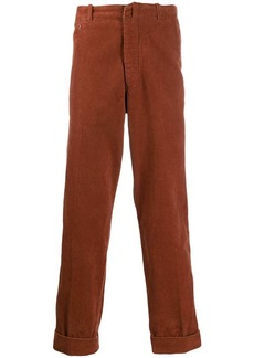 Levi's straight-leg trousers