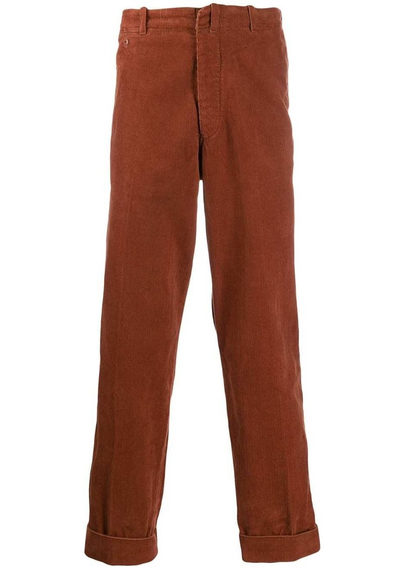 Levi's straight-leg trousers