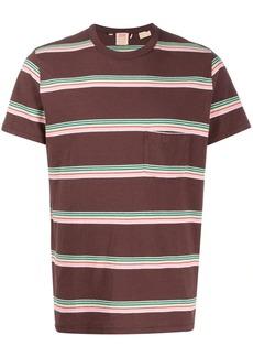 Levi's striped chest pocket T-shirt